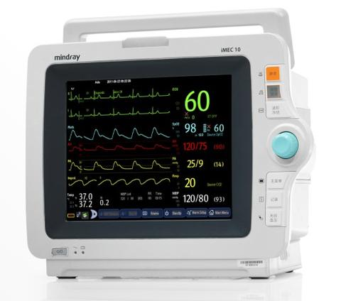 Imec 10 Series Patient Monitor Crown