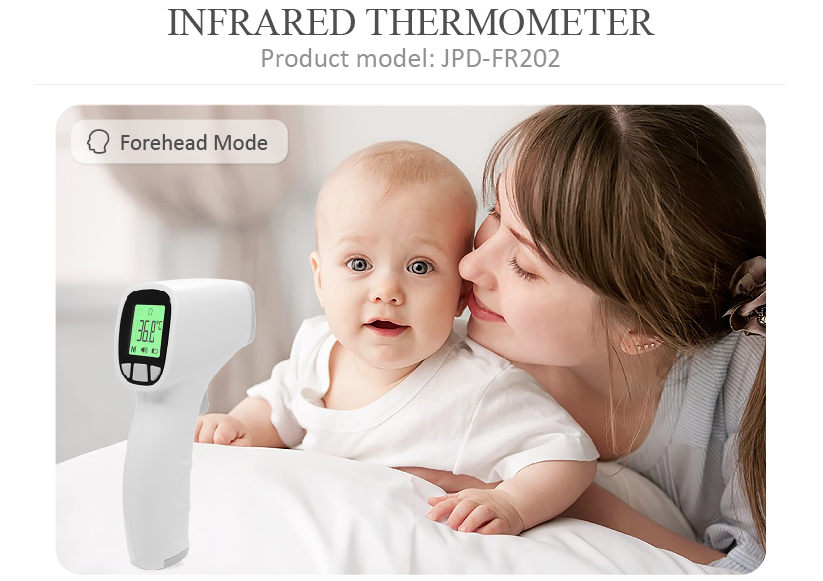 Infrared Thermometer - Crown